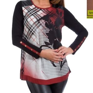 Plus size tunic top for sale